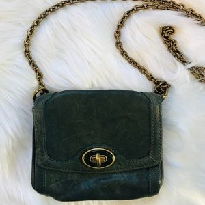 Fossil | Leather Mini Crossbody Bag